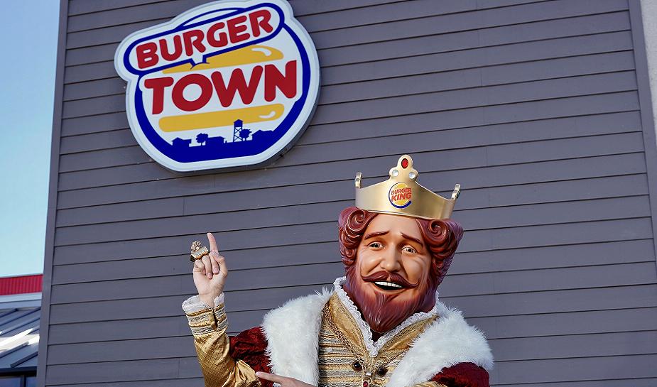 Burger King Burger Town 3
