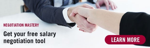 Negotiation Mastery - Get your free salary negotiation tool. Learn more.