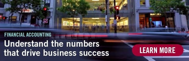 Financial Accounting - Understand the numbers that drive business success. Learn more.