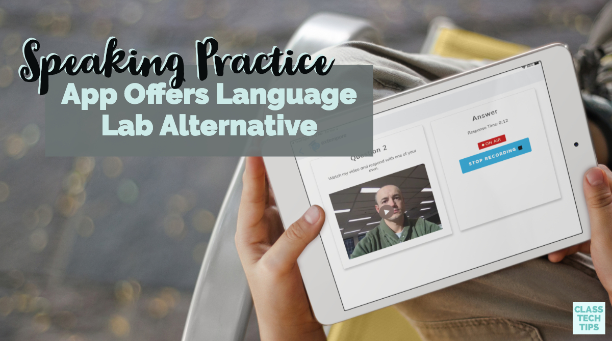 Speaking Practice App Offers Language Lab Alternative 7