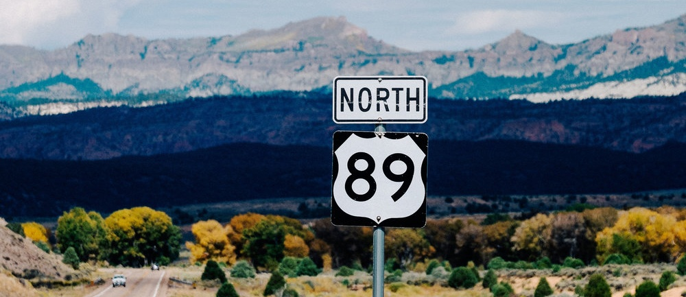 Historic Highway 89: The West's Most Scenic Road