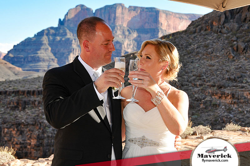 The Beauty of a Last-minute Las Vegas Wedding