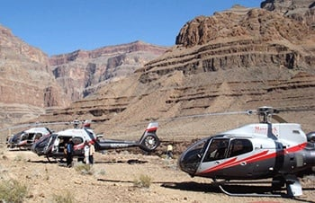 Grand Canyon Helicoper Tour