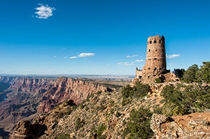 5 Buildings to See at the Grand Canyon