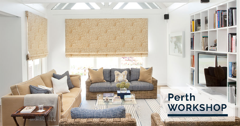 WORKSHOP Creating The Perfect Room With Diane Bergeron