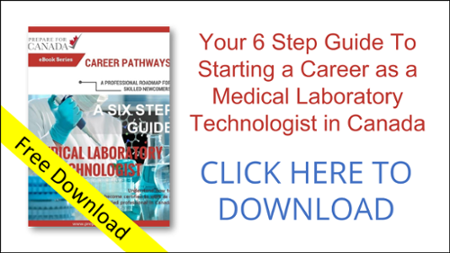 Immigrating to Canada as a medical laboratory technologist
