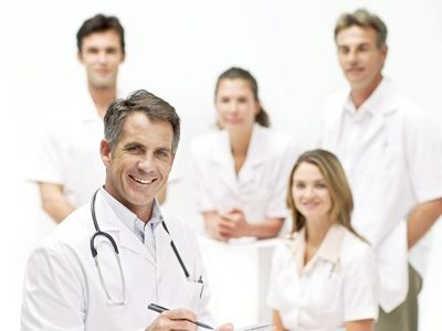 Health Care solutions to improve patient satisfaction. image