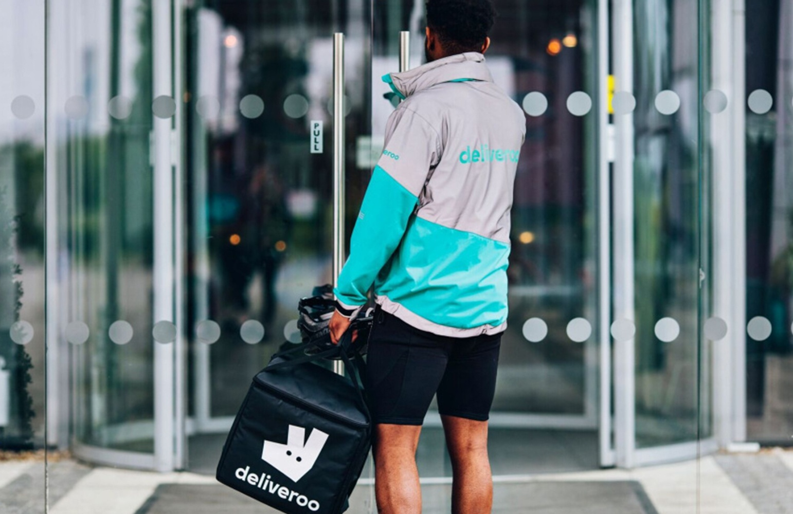 Deliveroo Rider Liability Insurance