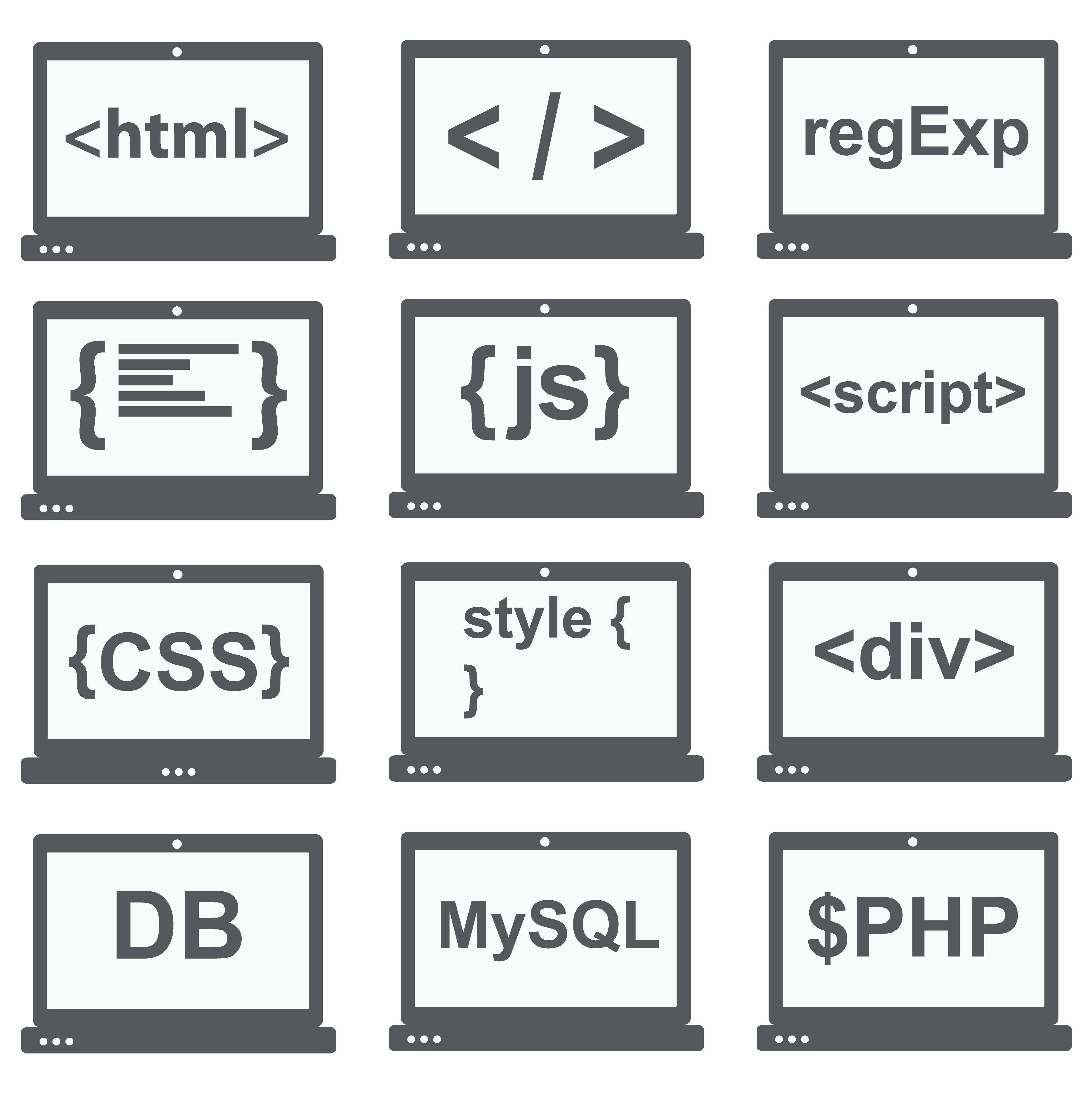 web-technology-soup-html-javascript-css-php