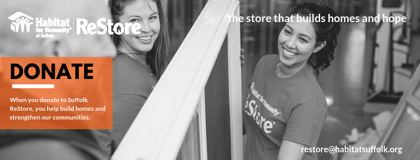 Habitat for Humanity of Suffolk News & Events | Donate ReStore