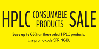 HPLC Consumable Products Sale