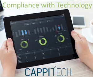 Slideshow about compliance with technology