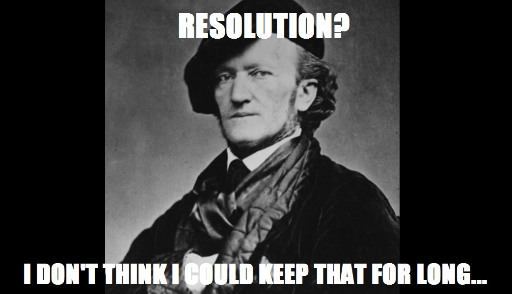 New Years Resolutions for the string player