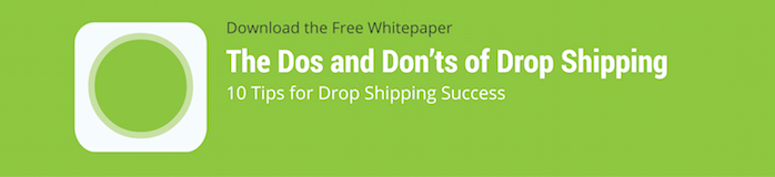 The Dos and Don'ts of Drop Shipping whitepaper