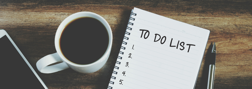 Your inbox is not a to – do list!