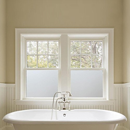 These Bathroom Window Treatments, Frosted Glass For Bathroom Windows