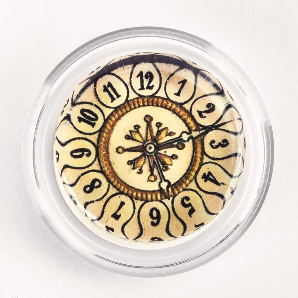 antique clock face bow rosin magic rosin