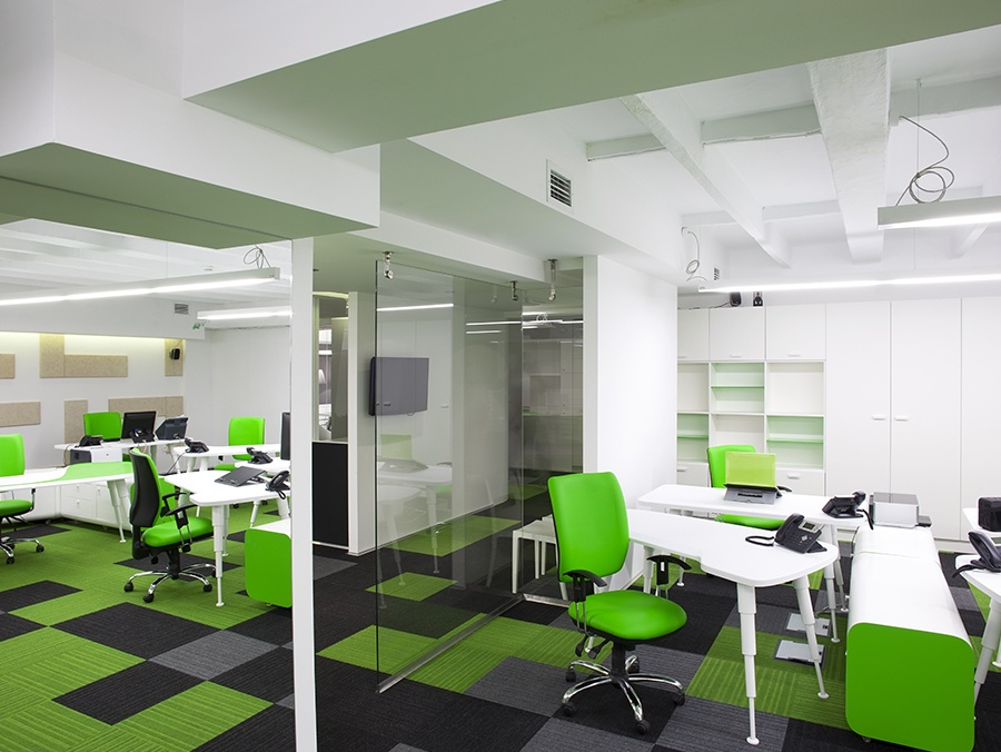 Productive office Spaces for Sales and Marketing