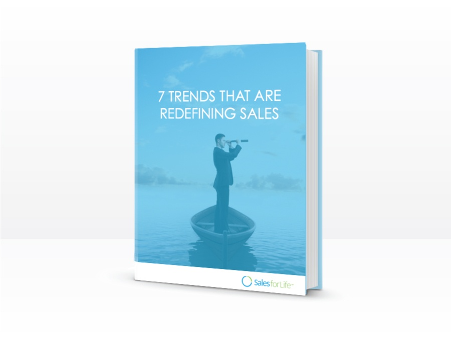 7 Trends That are Redefining Sales