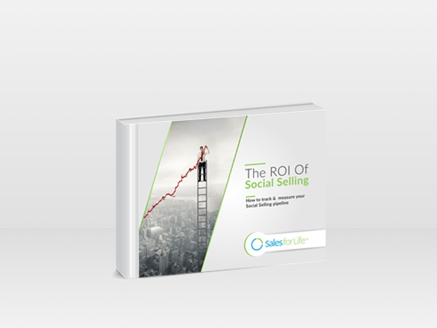 EBOOK: HOW TO MEASURE THE ROI OF SOCIAL SELLING
