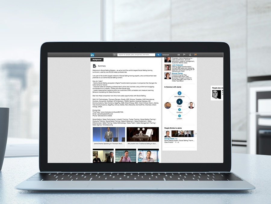 Optimize Your Linkedin Summary To Help Solve Your Buyers Challenges