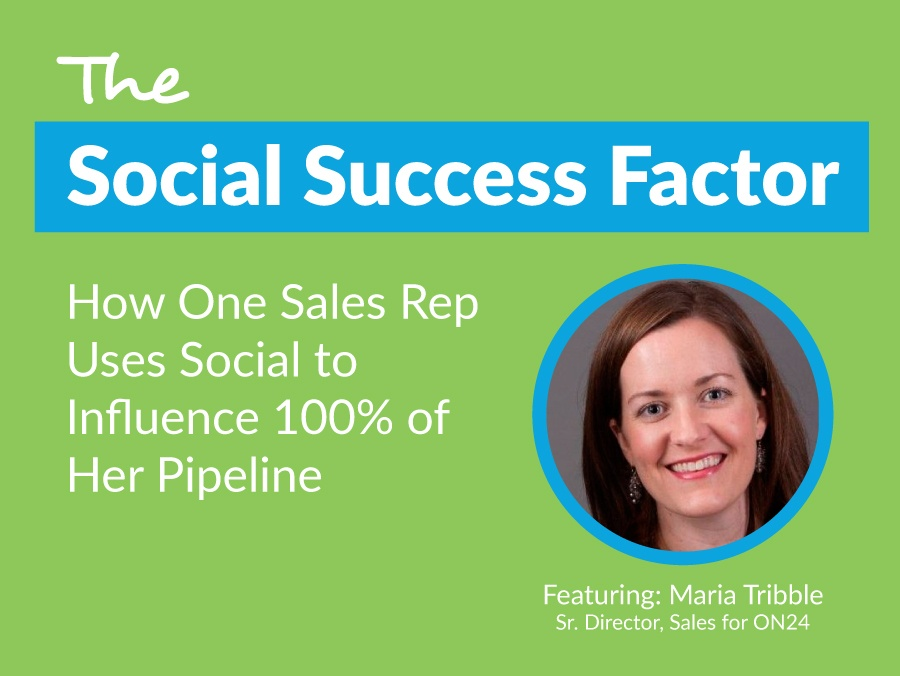 SUCCESS STORY: ENHANCING EVERY STAGE OF THE SALES PROCESS WITH SOCIAL SELLING