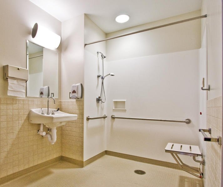 Ada Bathroom With Shower Requirements ada shower requirements: we answer your questions