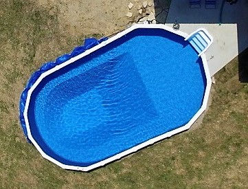 How Deep Are Above Ground Pools?