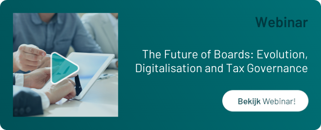 The Future of Boards: Evolution, Digitalisation and Tax Governance – Webinar