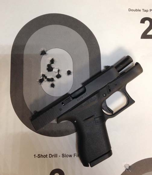 Gun Review Glock 42