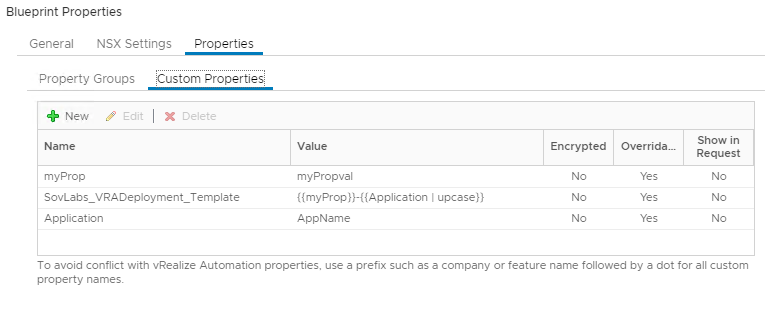 Automate Renaming Your vRA deployments 11