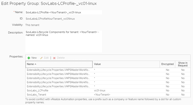 How to Create a Custom Script Input Field in vRealize Automation 14