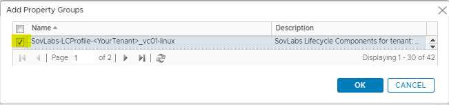 How to Create a Custom Script Input Field in vRealize Automation 16