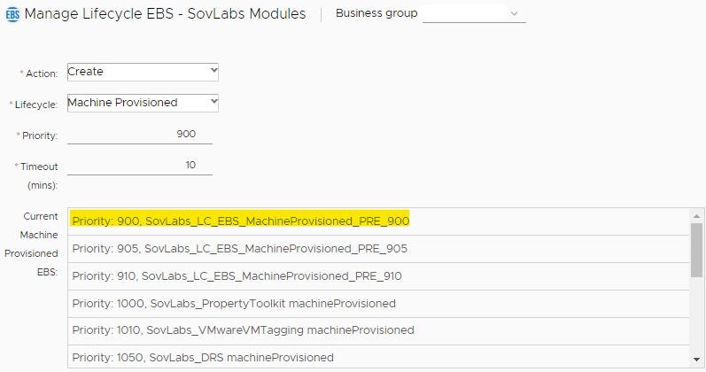 How to Create a Custom Script Input Field in vRealize Automation 4