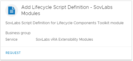 How to Create a Custom Script Input Field in vRealize Automation 5