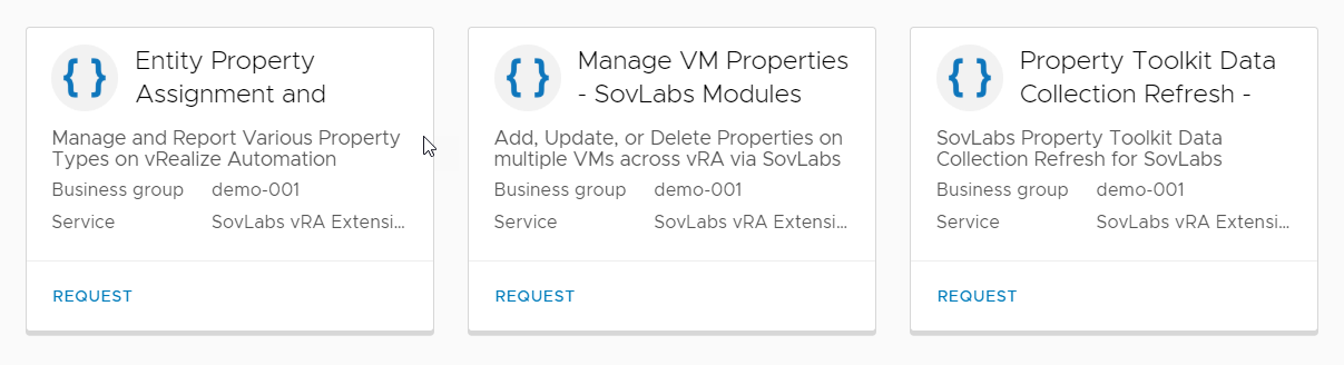 How to Create vRealize Automation Global Properties with the SovLabs Property Toolkit 3