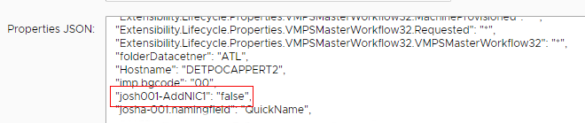 How to add additional NICs to a virtual machine on a blueprint 9