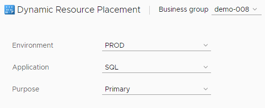 vRealize Automation Dynamic Resource Placement with the SovLabs Property Toolkit 19