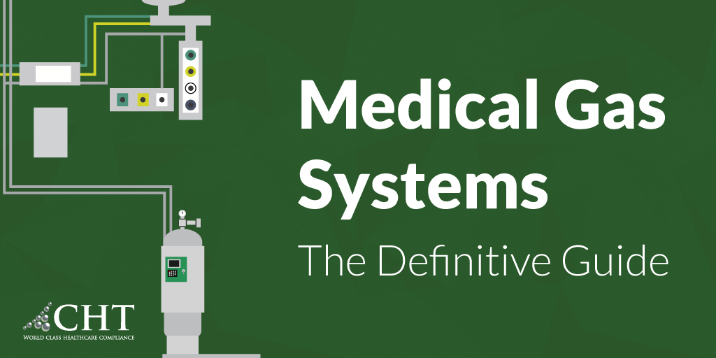 Medical Gas Systems The Definitive Guide