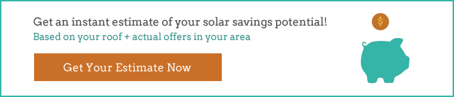 Get an instant estimate of your solar savings potential!