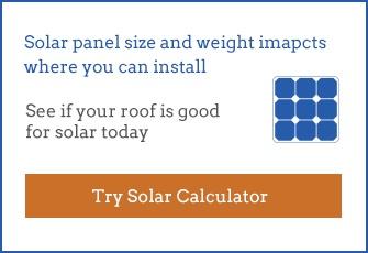 2019 Average Solar Panel Size and Weight | EnergySage