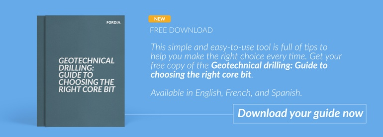 The Essential Guide to Choosing the Right Geotechnical Core Bit