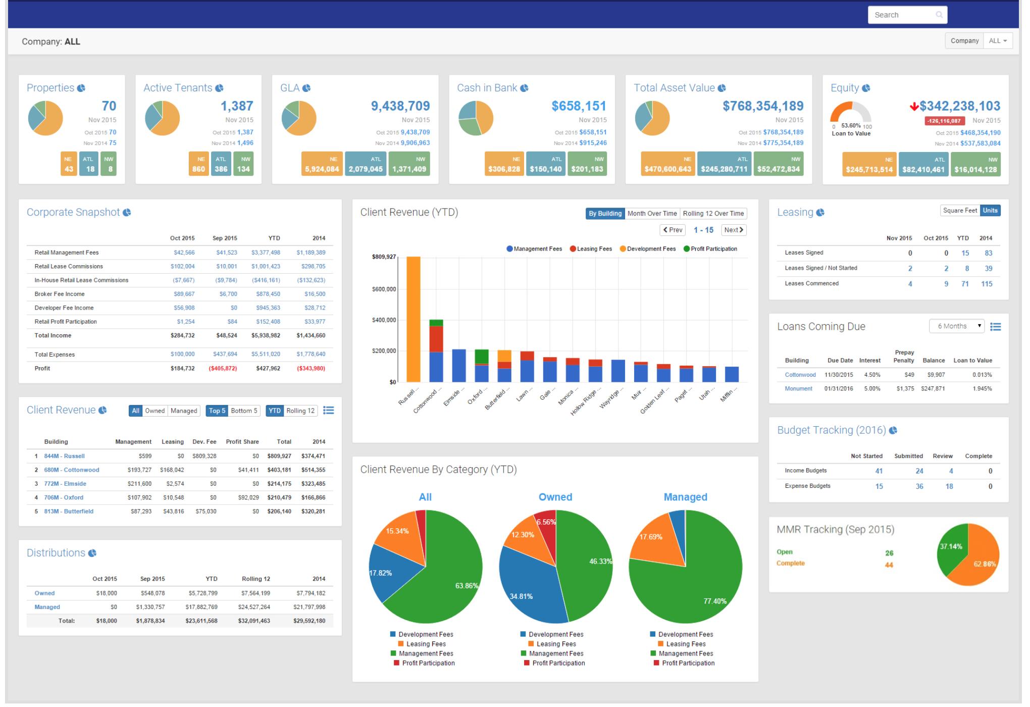 Property Management Templates Excel