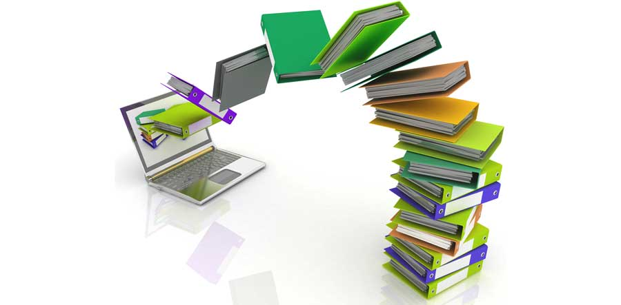 Get it Under Control with Document Management