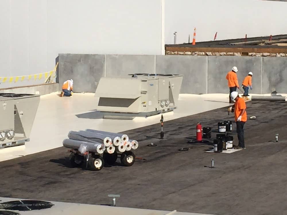 Fibertite Hybrid Multi Ply Roofing System