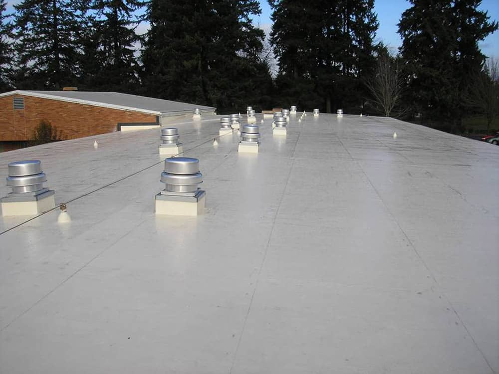 Mechanically Attached Roofing System Amp Fasteners Fibertite