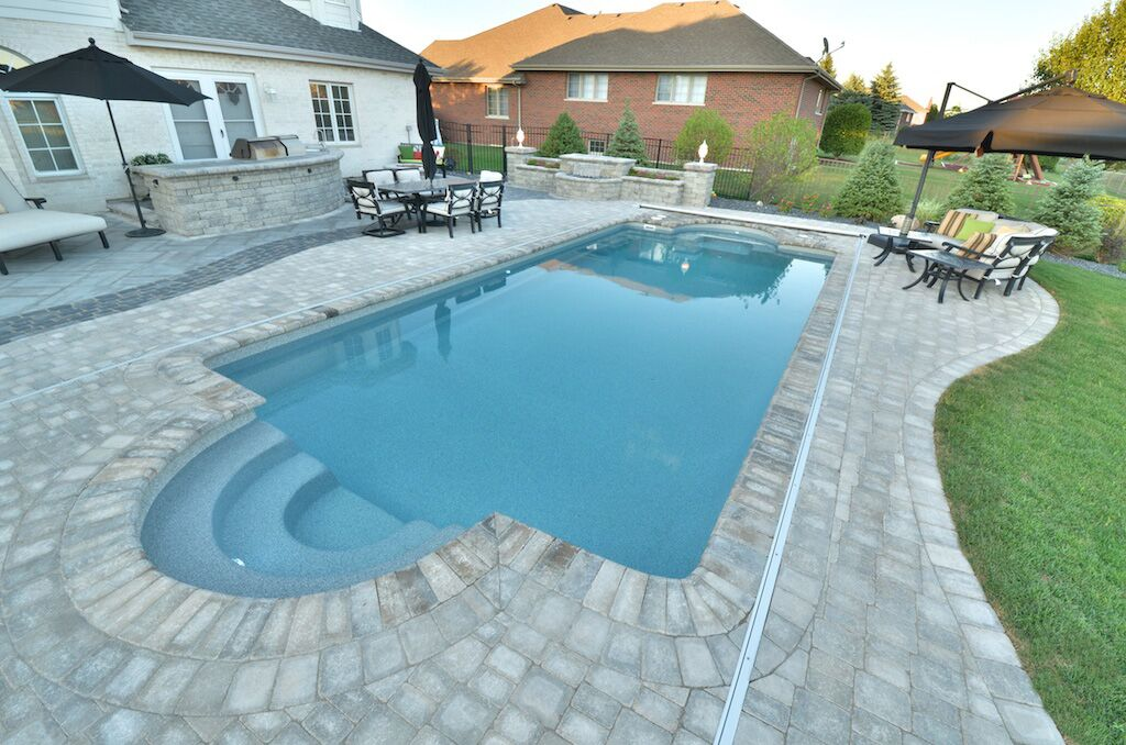 Details That Matter: Customizing your Swimming Pool Steps