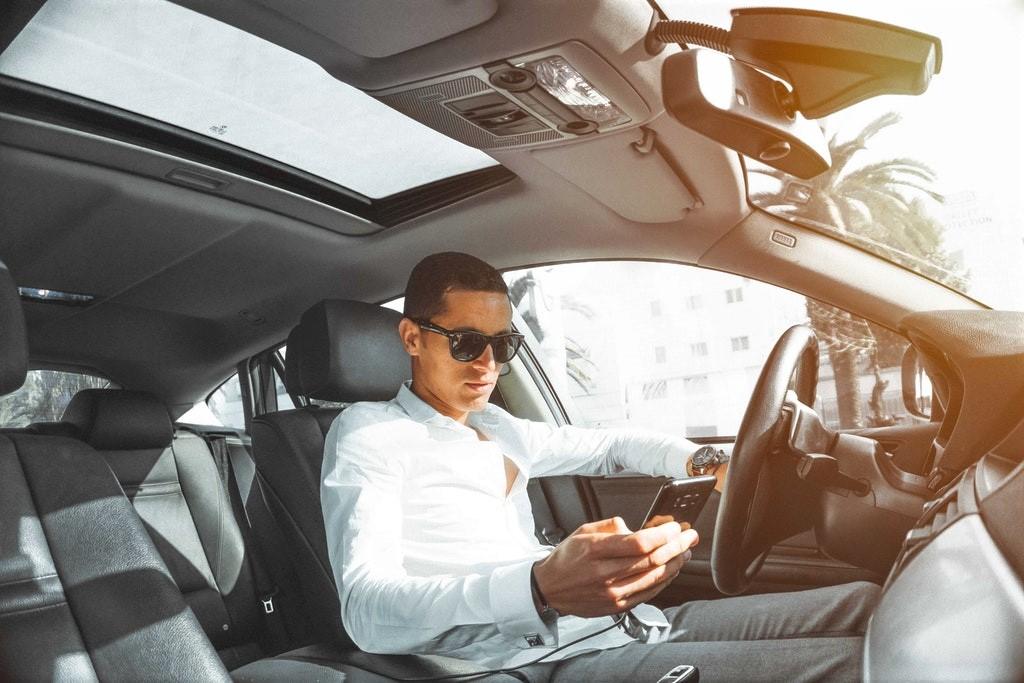 Peachy Talking With Your Car Is No Longer A Future Concept Interior Design Ideas Tzicisoteloinfo