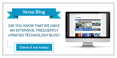 Check Out Versa Technology's Blog