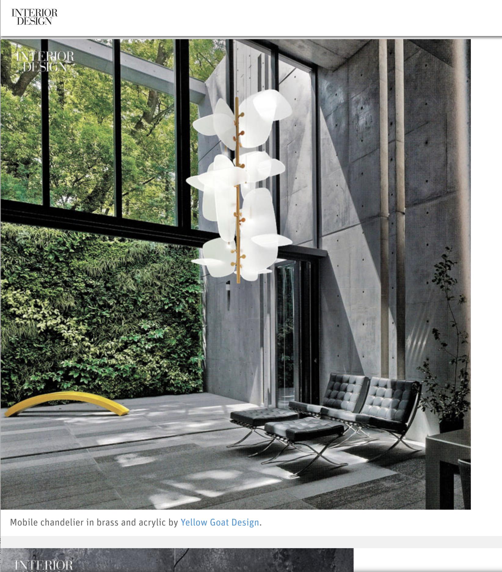 mobile interior design